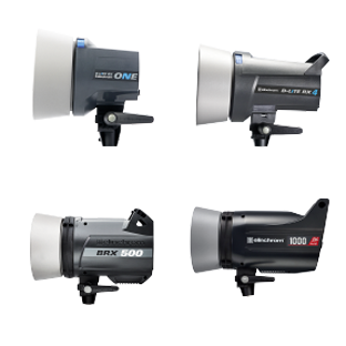 Elinchrom – Flashes Compactos